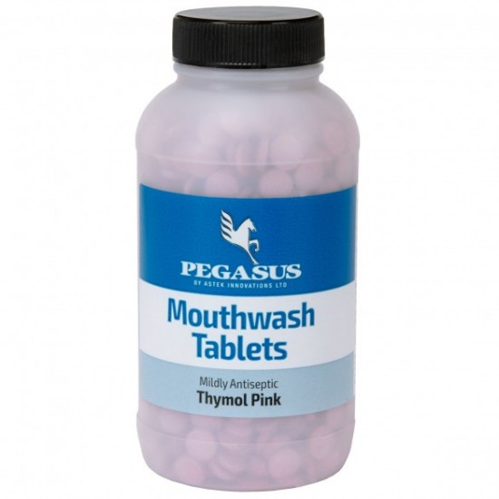 Mouthwash Tablets Thymol